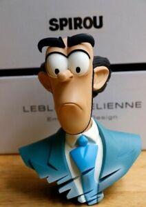 Figurine Spirou ZORGLUB Leblon Delienne en résine - H. 170mm env. - 2009