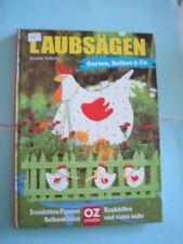 Bastelbuch Laubsägen Garten, Balkon & Co