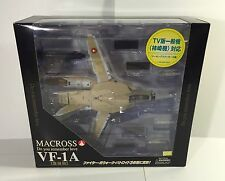 YAMATO MACROSS 1/60 VF-1A  BEIGE TAN FIGURE JAPAN IMPORT BIG WEST ROBOTECH