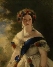 Franz Xaver Winterhalter Queen Victoria #3 Print 11 x 14  #3465