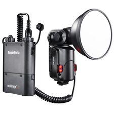 walimex pro Light Shooter 180 inkl. Power Porta, kraftvoll wie ein Studioblitz