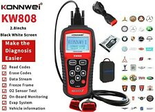 KW808 OBD2 OBDII Car Scanner Tool EOBD Diagnostic Engine Fault Code Reader Scan