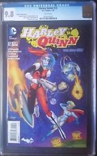 Harley Quinn (2013) #12 CGC 9.8 1:25 Variant