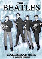 FAB FOUR  2016 Calendar by Dream, not official,  Paul, John, George, Ringo,  new
