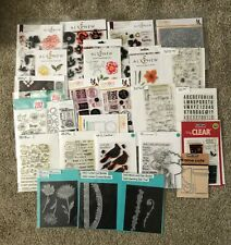 Big Stamps collections USED You Pick (HA, Altenew, SSS, MFT, C9 and many more)