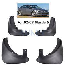 Set OE Styled Mudflaps Fit For Mazda 6 2002-2008 Splash Guards Fender Mud Flaps