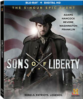Sons of Liberty [New Blu-ray]