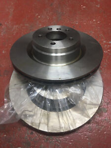 2x Front Vented 360mm Brake Discs for Landrover Range Rover 2005- SDB500193