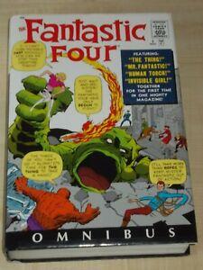 Fantastic Four Omnibus Volume 1 (1st printing)