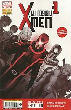 COMICS - Gli Incredibili X-Men 279 Cover A - Marvel Now N° 1 - USATO Buono