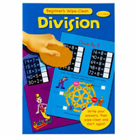 Alligator Books Maths Division - Children Educational Book for Kids aged 3-5