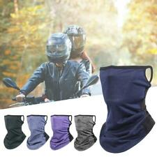 Ice Silk Scarf Breathable Motorcycle Neck Gaiter Cycling Face Cover Bandana