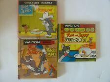 3 x vintage Tom & Jerry super 8mm cartoon films