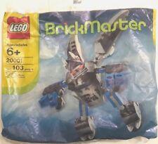 *BRAND NEW* Lego BRICKMASTER 2008 Batbog Polybag 20001