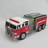 Hasbro Transformers Fire Truck C-086D approx 7'' L 2009