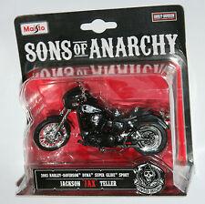 Harley-Davidson Diecast Motorcycles
