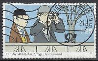 2843 Vollstempel gestempelt Briefzentrum 79 BRD Bund Deutschland Jahrgang 2011
