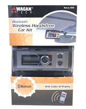 Bluetooth Wireless Handsfree Car Kit 2444 Wagan Tech 2007