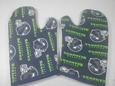 Seattle Seahawks Game Day Tailgater Hand Warmers (2) - Oven Mitts