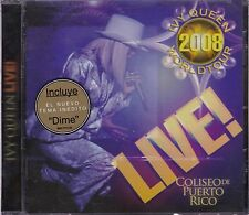 Ivy Queen Live From Coliseum of Puerto Rico DIME CD LA CABALLOTA NEW