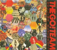 The Go! Team - Rolling Blackouts Digipack Cd Eccellente