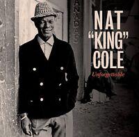 NAT KING COLE - UNFORGETTABLE 180G  VINYL LP NEW!
