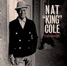 NAT KING COLE - UNFORGETTABLE 180G  VINYL LP NEW+