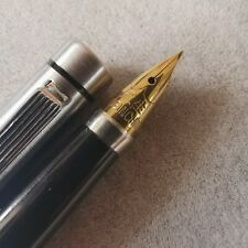 Old Stock Black Wing Sung 322 Fountain Pen Ink Pen Fine Nib