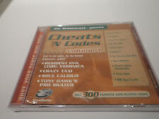 Dreamcast GameShark Cheats 'N Codes Volume 1 (2000) New Factory Sealed (Y/Fold)