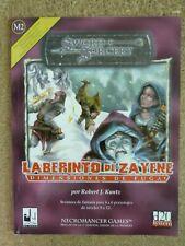 Libro de Rol.Sword & Sorcery,Laberinto De Zayene.Dimensiones de Fuga.La Factoria