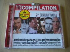 21st century tracksCD2002Simple Minds Garbage Gotan Project Cornershop Lava