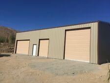 30x60 Steel Building Simpson Metal Building Kit Garage Workshop Barn Storage