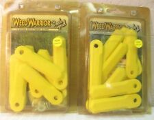 Replacement Blades #53310 for Backyard Weed Warrior Trimmer Head (2 Packs of 12)