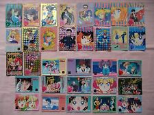 Sailor moon Carddass Revival collection BANDAI   Trading cards all 32  part2last