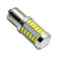 LAMPADINA P21W 1156 7056 BA15S 33 LED 5630 5730 LUCE FRENO E RETROMARCIA