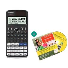 Casio fx 991 de x calculadora + mathefritz aprender CD
