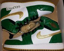 Jordan 1 Retro High OG Celtics 7Y bred royal black toe 3 4 5 6 7 8 9 10 11 12 13