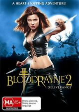 BLOODRAYNE 2: DELIVERANCE : very good condition  DVD