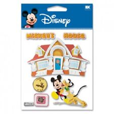 EK Disney Stickers- MICKEY'S HOUSE -#181 -NEW!!