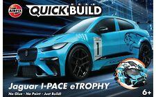 Airfix Quick Build Jaguar I-Pace Snap Together Plastic Model Car Kit J6033