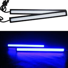 Ultra Bright Blue COB Car LED Strip Light for DRL Auto Driving Lamp Waterproof