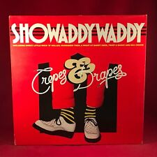 SHOWADDYWADDY Crepes & Drapes 1979  UK Vinyl LP  EXCELLENT CONDITION D