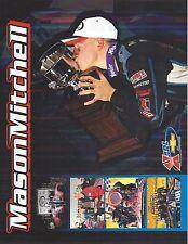"2014 MASON MITCHELL ""ARCA CHAMPION COLLAGE"" #98 NON NASCAR ARCA SERIES POSTCARD"