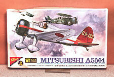 1/72 MITSUBISHI A5M4 CLAUDE MODEL KIT # S-7202-200