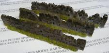 Javis PW1DBDAM Premier Damaged Roadside Dry Stone Walling - Dark Brown OO Gauge
