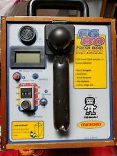 Mineoro Fg80 Gold detector w/case & stand