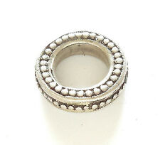 Antique Rare Silver Ethiopian Wedding Ring tribal jewelry