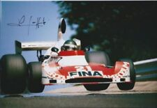 Motor Sport L Surname Initial Certified Original Collectable Sports Autographs