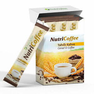 Nutriplus NutriCoffee Cereal and Coffee,( 16 Sachets x 2g each)