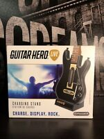 PowerA Guitar Hero Live Charging Stand w/Rechargeable Battery Pack BRAND NEW!!!